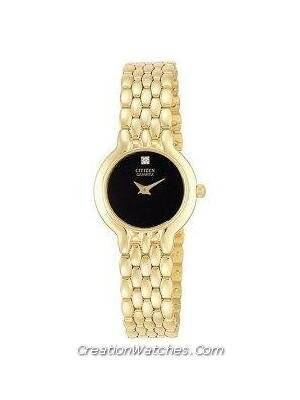 Citizen Ladies Quartz Diamond EN0012-54G EN0012
