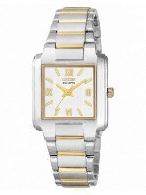 Citizen Eco-Drive Two Tone Stainless EP5758-51A Ladies Watch
