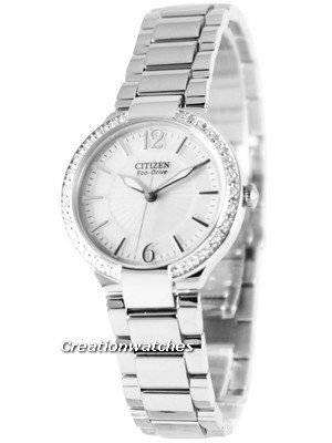 Citizen Firenza Eco-Drive Diamonds EP5974-56A Women's Watch