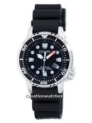 Citizen Promaster Marine Diver's Eco-Drive 200M EP6050-17E Women's Watch