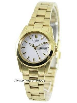 Citizen Quartz Gold Tone EQ0562-54A Women's Watch