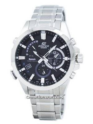 Casio Edifice Bluetooth Tough Solar EQB-510D-1A Men's Watch