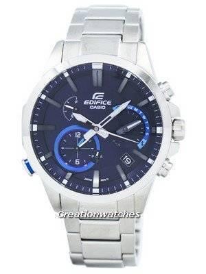 Casio Edifice Bluetooth Tough Solar EQB-700D-2A Men's Watch