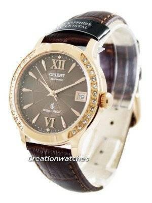 Orient Automatic Fashionable Sapphire Crystal ER2E001T Women's Watch