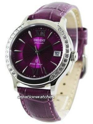 Orient Fashionable Automatic Crystals ER2E005V Women's Watch