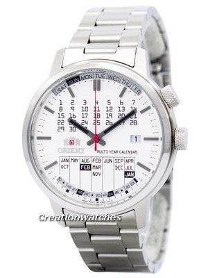 Orient Stylish And Smart Multi-Year Calendar ER2L004W Men's Watch