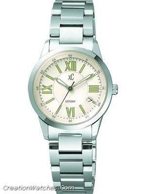 Citizen  Ladies xC Chronograph Mid Size ER5030-50A