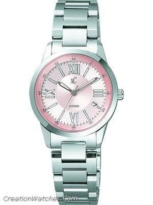 Citizen  Ladies xC Chronograph Mid Size ER5030-50Y