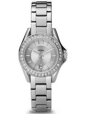 Fossil Riley Mini Crystals ES2879 Women's Watch
