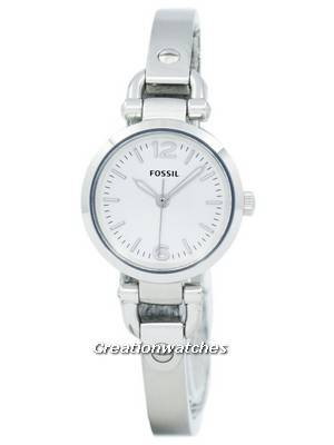 Fossil Georgia Mini Three-Hand Jewelry Clasp ES3269 Women's Watch