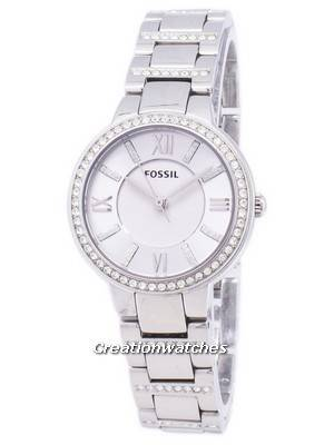 Fossil Virginia Three-Hand Crystal ES3282 Women's Watch