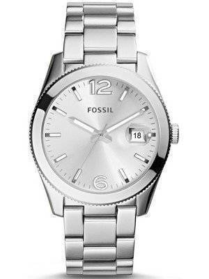 Fossil Perfect Boyfriend Silver Dial ES3585 Women's Watch