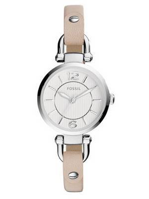 Fossil Georgia Quartz ES3808 Women's Watch