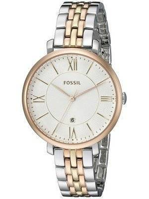 Fossil Jacqueline Silver Dial ES3844 Women's Watch