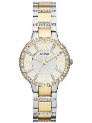 Fossil Quartz Virginia Crystallized ES3871SET Women's Watch