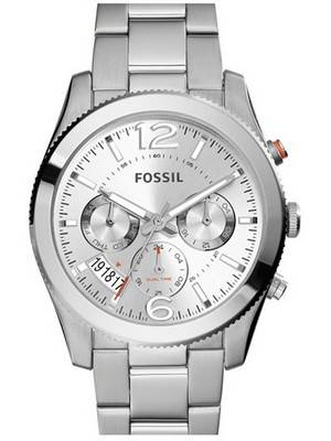 Fossil Perfect Boyfriend Multifunction Dual Time ES3883 Women's Watch