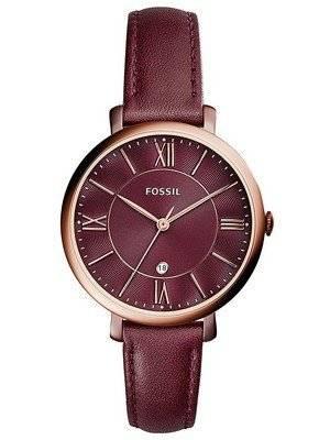 Fossil Jacqueline Quartz ES4099 Women's Watch