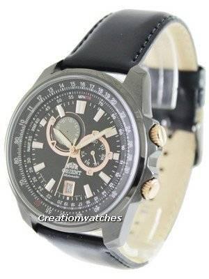 Orient Sporty Automatic Multi Hand ET0Q002B Men's Watch