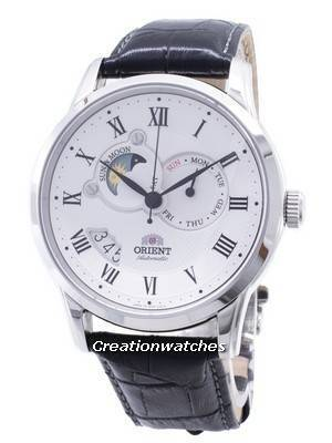 Orient Automatic Sun And Moon Collection FET0T002S0 ET0T002S Men's Watch