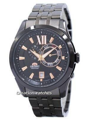 Orient Sporty Automatic Day And Date ET0X001B Men's Watch