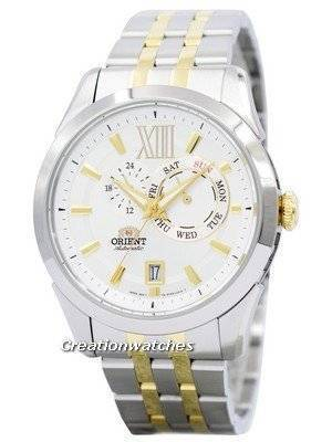Orient Sporty Automatic Day And Date ET0X002W Men's Watch