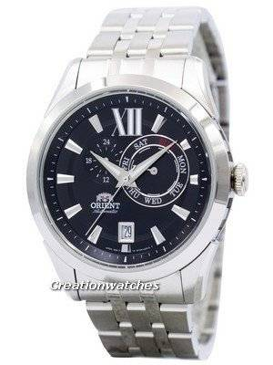 Orient Sporty Automatic Black Dial ET0X004B Men's Watch