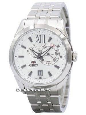 Orient Sporty Automatic White Dial ET0X005W Men's Watch