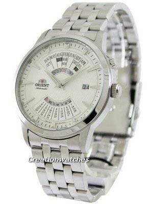 Orient Automatic Multi Year Calendar EU0A003W Men's Watch