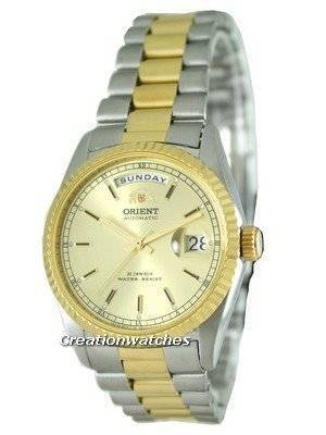 Orient Power Reserve Automatic EV03000G Mens Watch