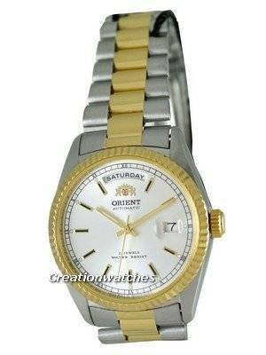 Orient Automatic EV03000W Mens Watch