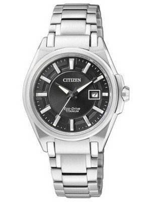 Citizen Women's Eco Drive Titanium EW1880-56E