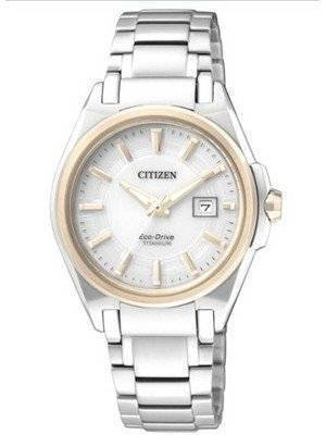 Citizen Women's Eco Drive Titanium EW1884-55A