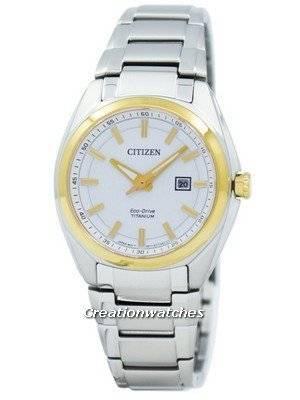 Citizen Eco-Drive Titanium EW2214-52A Women's Watch
