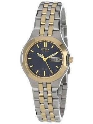 Citizen Corso Eco-Drive Two Tone EW3124-58L Women's Watch