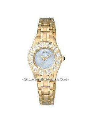 Citizen Eco Drive Ladies Crystal Collection Watch EW5376-54D