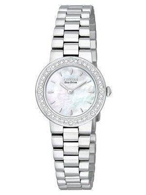 Citizen Women's Eco Swarovski Crystals EW9820-54D