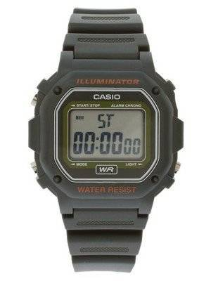 Casio Illuminator Digital F-108WH-3A Men's Watch
