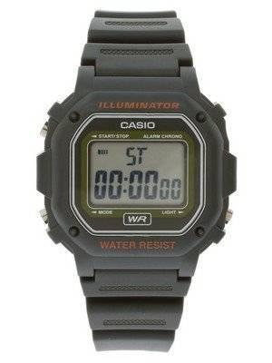 Casio Illuminator Digital F-108WH-3A Men's Watch