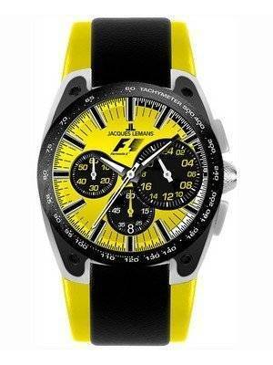 Jacques Lemans Formula 1 Barcelona F-5033G Men's Watch