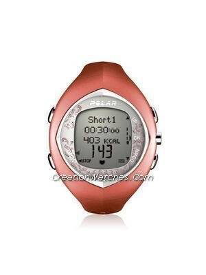 Polar Fitness Heart Rate Monitor Watch F11F F11 Pink