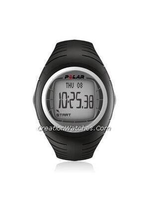 Polar Fitness Heart Rate Monitor Watch F4M F4