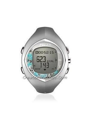 Polar Fitness Training Heart Rate Monitor Watch F7F F7
