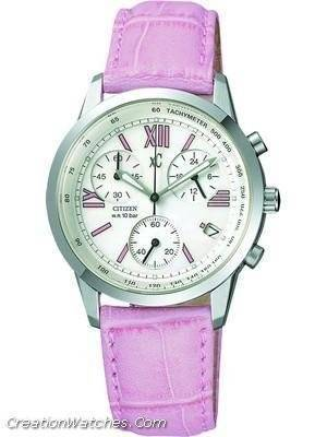Citizen  Ladies xC Chronograph Mid Size FA0000-01D