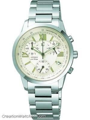 Citizen  Ladies xC Chronograph Mid Size FA0000-51A