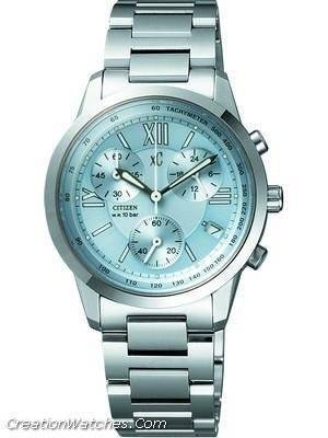 Citizen  Ladies xC Chronograph Mid Size FA0000-51M