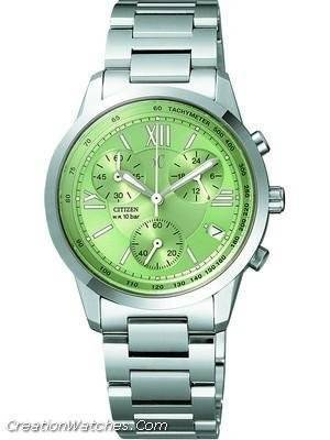 Citizen  Ladies xC Chronograph Mid Size FA0000-51Z