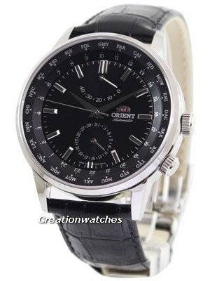 Orient Automatic 21 Jewels World Time Power Reserve FA06002B Men's Watch