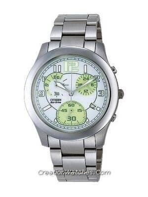 Citizen  Ladies Eco-Drive Chronograph FA2030-50A