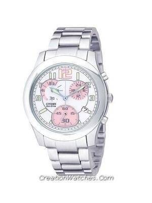 Citizen Ladies Eco-Drive Chronograph FA2030-50B