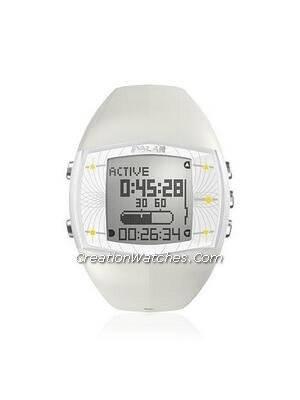 Polar Activity Computer Fitness Training  Watch FA20F FA20 White
